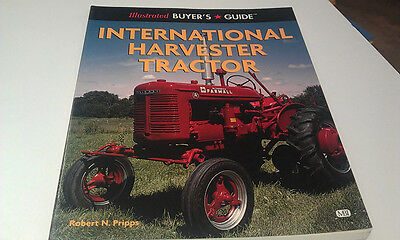 INTERNATIONAL HARVESTER TRACTOR Buyers Guide FARMALL etc