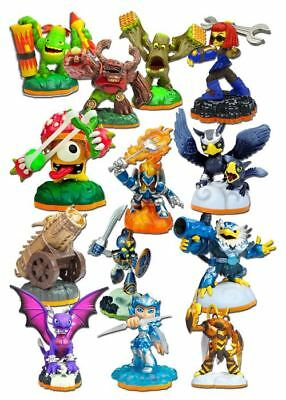 Skylanders Giants Starter Pack with 13 Great Characters Wii Bundle + Free Gift