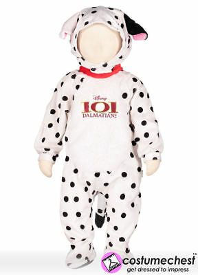 12-18 months 101 Patch Dalmatians All In One Costume By Travis Disney Baby