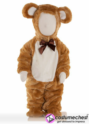 6-12 months Baby Teddy Bear Childrens Costume by Travis Dress Up By Design