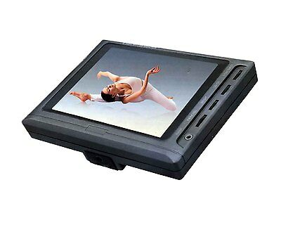 """TM-600 6"""" LCD Color Mobile Headrest Video Monitor ***AS-IS***"""