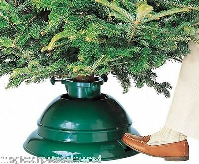 CLEARANCE New Swivel Straight Christmas Tree Stand Up 10' Tree St Nick's Choice
