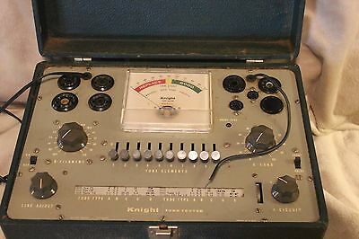 Vintage Knight Tube Tester