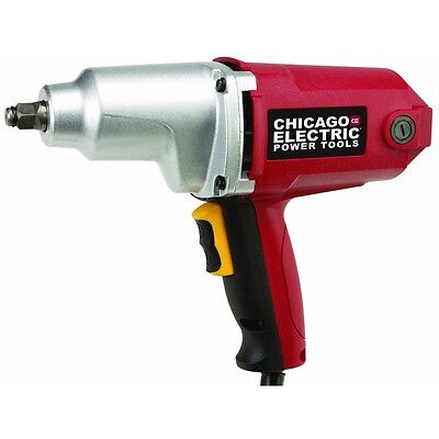 FACTORY NEW 1/2 in Heavy Duty Electric Impact Wrench 230ft lb TORQUE 2-3DAY SHIP