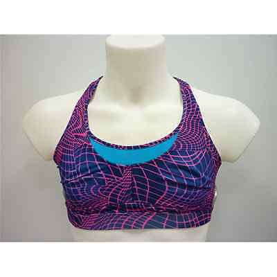 TOP RUNNING DONNA DIADORA SUPPORTIVE BRAS fitness corsa jogging palestra