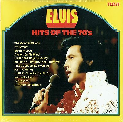 Elvis Presley - HITS OF THE 70's - FTD 114 New / Sealed CD