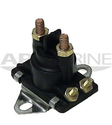 Mercruiser Solenoid for O/B Starters & PTT Motors 12V Isolated Base BN 89-96158T