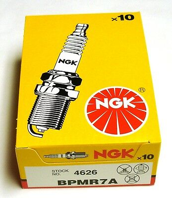 NGK Spark Plugs (10-Pack) for Stihl Augers & Drills BT45 BT120 BT121  BPMR7A(10)