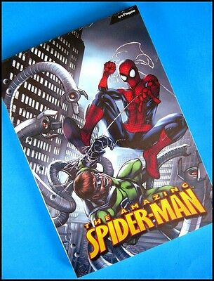 Bulk Lot x 3 SPIDERMAN A4 Size Lined Exercise Books 64 Pages NEW For School