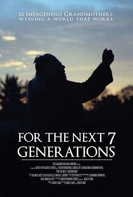 For The Next 7 Generations DVD