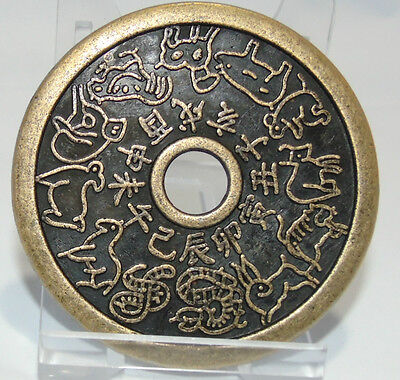 Chinese Lucky Coin / 12 Chinese Zodiac Signs