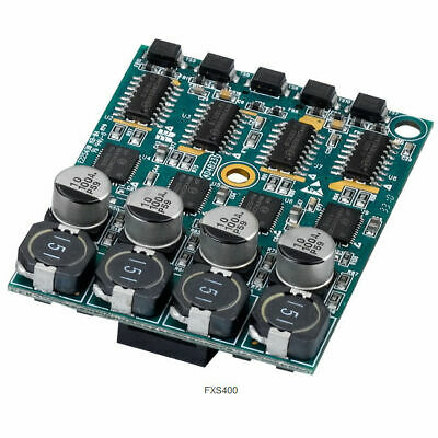 OpenVox FXS400 Quad FXS Module for A2410E/P & A1610E/P & A810E/P base board card