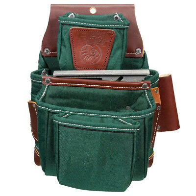 Occidental Leather 8062 Oxy Lights 4 Pouch Tool Fastener Bag Pouch