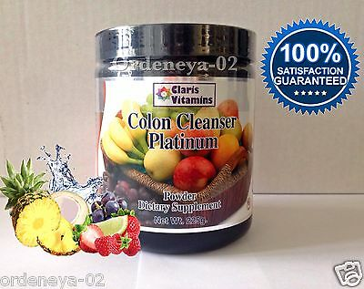 COLON CLEANSER PURE KIN Fuxion CAMBOGIA Action Cleanse DETOX Weight kinfuxion