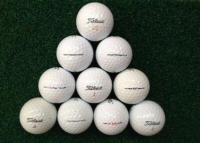 Titleist Lake Golf Balls - Pearl Grade - How Many Do You Want Castlegolf