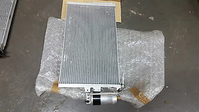 Genuine Air Conditioning Condenser Opel Vauxhall Vectra B 2000 To 2002  52485274