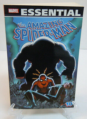 The Essential Amazing Spider-Man Volume 10 Marvel TPB Trade Paperback Brand New