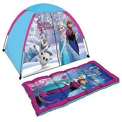 Disney Youth Frozen Discovery Kit Tent Disney New
