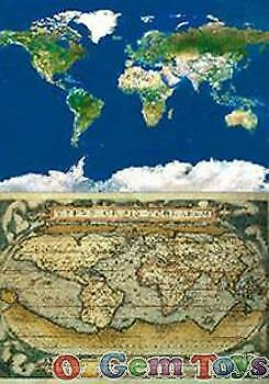 The World Educa Jigsaw Puzzle 2 x 1000 Pieces