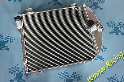 "27"" aluminum alloy radiator fit Ford model A 1928-1929 HIGH PERFORMANCE custom"