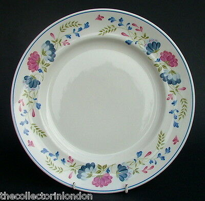 Made For BHS Discontinued Priory Pattern Large Size Dinner Plates 26cm Dia