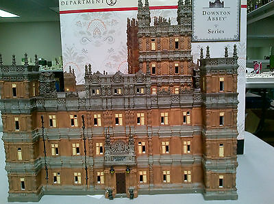 Downtown Abbey-Department 56#4036506