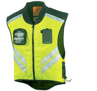 Icon Motorbike Road Safety High Visibility Vest