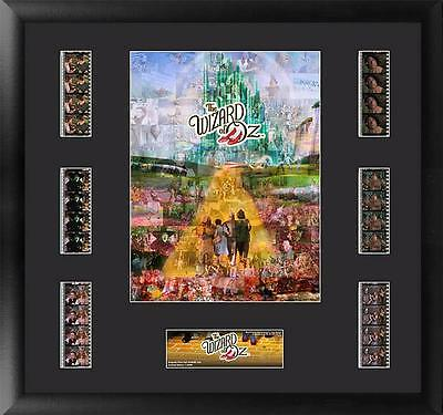 Wizard of Oz Large Film Cell Montage The Emerald City