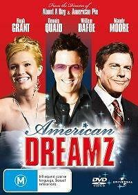 American Dreamz - Hugh Grant Mandy Moore Comedy New Dvd Movie Sealed