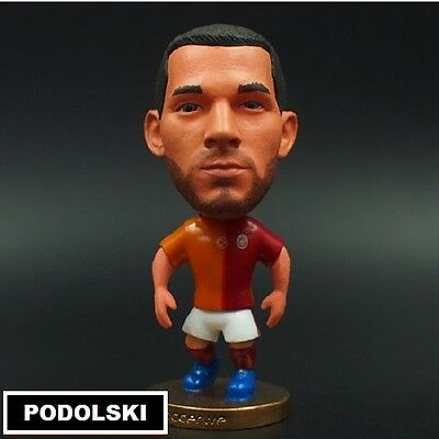 Statuina LUCAS PODOLSKI #11 GALATASARAY FC football action figure 7 cm