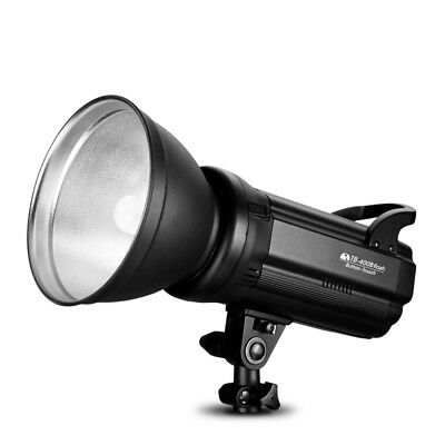 PHOTAREX Pro TB-400 Flash Head Monolight Strobe 400Ws incl. Flash Trigger