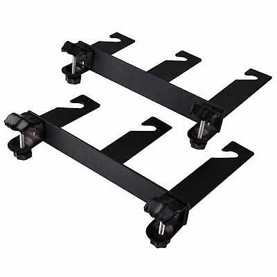 PHOTAREX CB-03 Autopole Pipe Clamps with Holder Hooks for Three Backgrounds