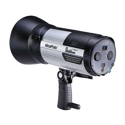 PHOTAREX PB-400 Battery-powered HSS Flash Head Monolight Strobe for Canon