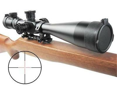 New ZOS 10-40x60ESF R19 Mil Dot Military Standard Tactical Rifle Scope 30mm Tube
