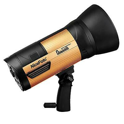 PHOTAREX HSS-400 Battery-Powered HSS Flash Head Monolight Strobe for Canon
