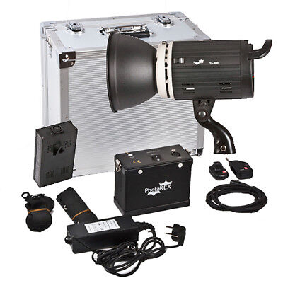 PHOTAREX | NICEFOTO TA-400 AC/DC Flash Head Monolight - 400Ws  - Bowens Mount