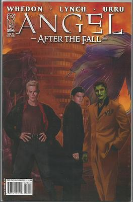 Angel: After The Fall #6 - Very Fine - Idw Comics