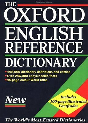 The Oxford English Reference Dictionary By OUP, Judy Pearsall,  .9780198600466