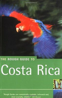 The Rough Guide to Costa Rica (Rough Guide Travel Guides) By Je .9781858287133