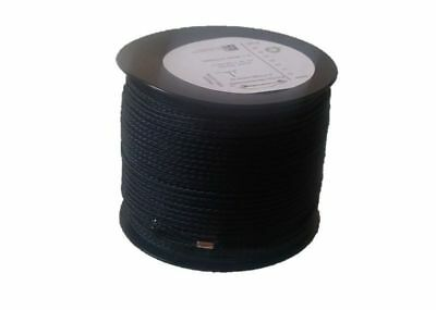 Twaron ® Aramid Technora Kevlarseil High Tech Rope 200daN Farbe:schwarz