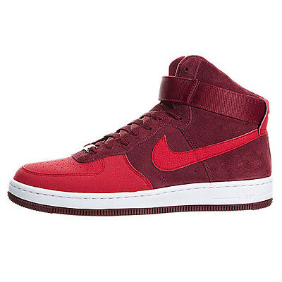013c0dcf9aad1a WOMEN S NIKE AF1 ULTRA FORCE MID SHOES SIZE 7 gym red 654851 601 ...