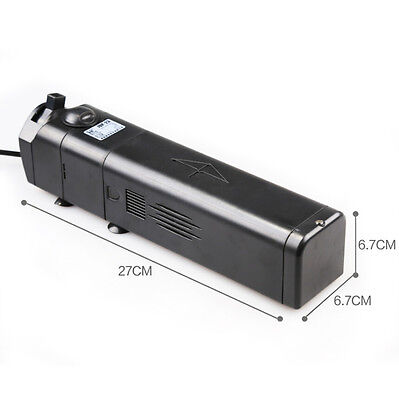 AU Stock 13W 800 L/H SunSun UV Sterilizer multifunctional Filter Pump Air Pump