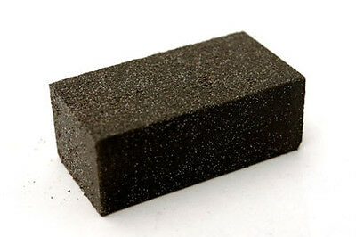 Gaugemaster GM26e- Small Railway Track Cleaning Rubber Block 50 x 25 x 20mm 2ndP