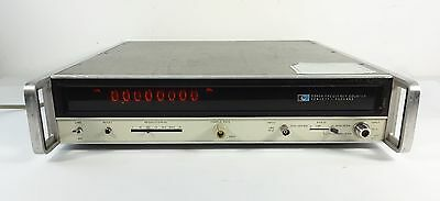 HP Agilent 5340A DC 10Hz - 18Ghz RF FREQUENCY COUNTER