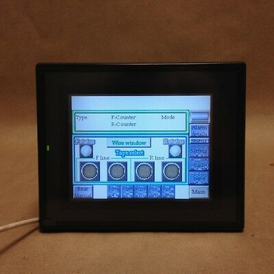 Keyence VT2-5TB Operator Interface Touchscreen