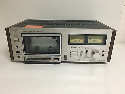 Sony EL-4 Elcaset Deck Player Stereo (Read Notes)