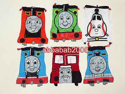 Yujin Thomas & Friends Sack cloth bag gashapon figure (full set 6 pcs)