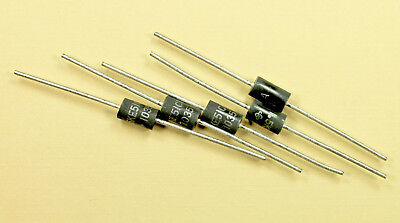 25pcs 1.5KE51CA Vishay 1500 watt TV Transient Voltage Suppressor Diode DO-201