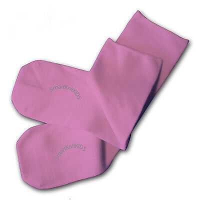Pink Absolutely Seamless Socks - SmartKnit Kids - 1 Pair