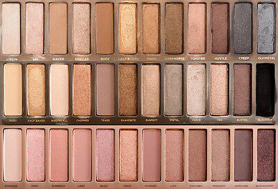 New 6 , 12 Colours Make Up Urban Neutral Eyeshadow Palette Nude Eye Shadow Kit